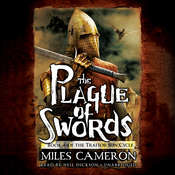 The Plague of Swords Audiobook, by Miles Cameron
