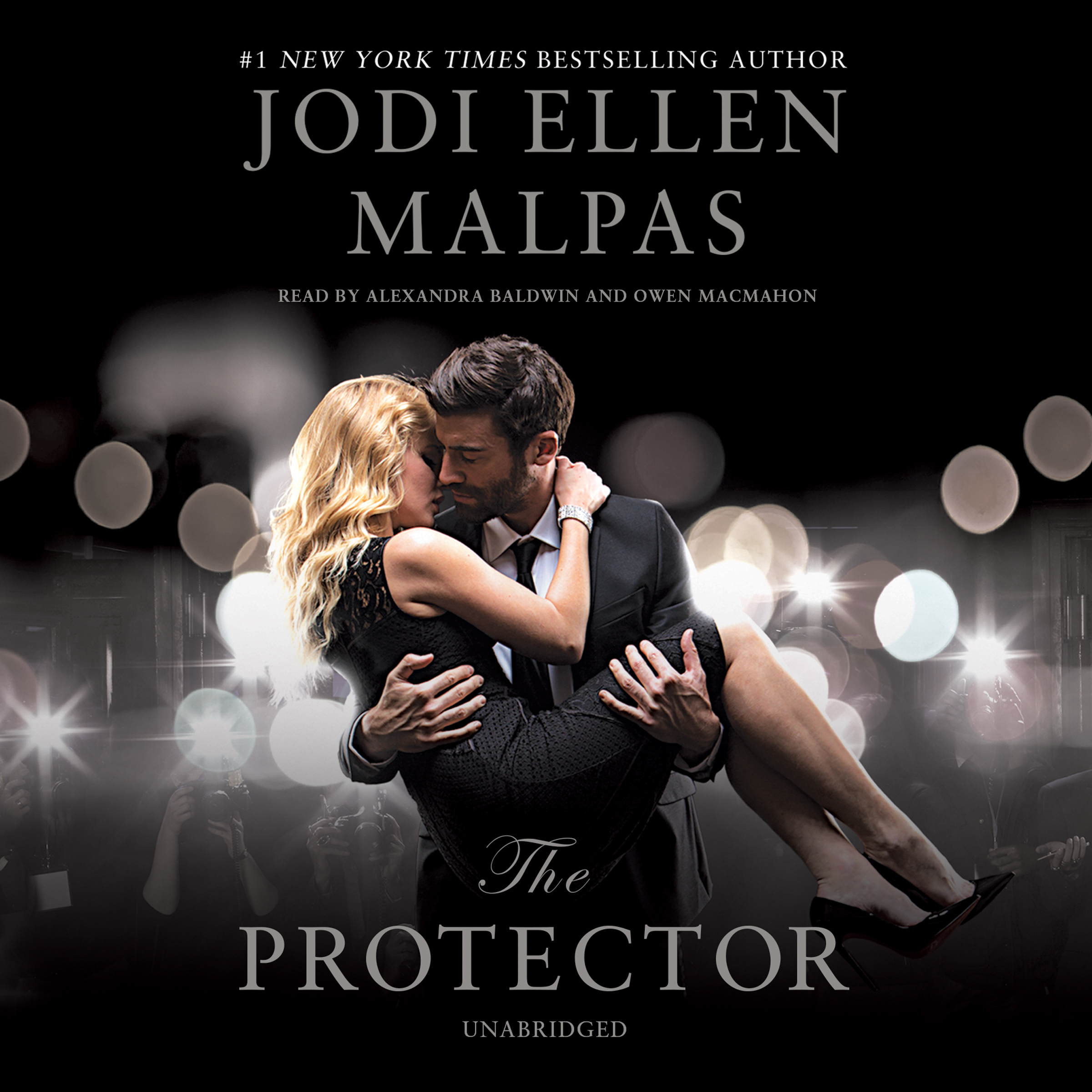 Printable The Protector: A sexy, angsty, all-the-feels romance with a hot alpha hero Audiobook Cover Art