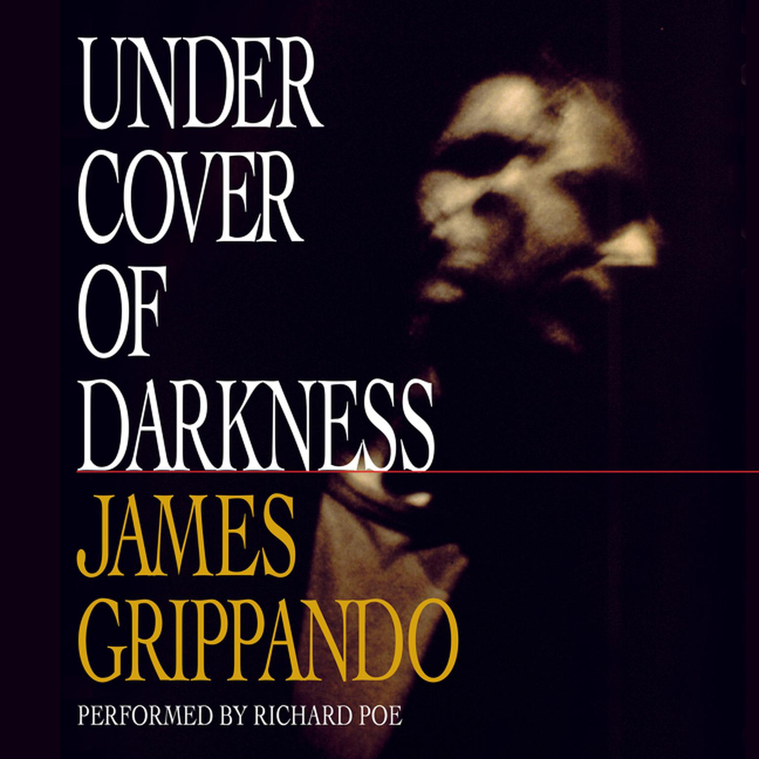 Printable Under Cover of Darkness Audiobook Cover Art