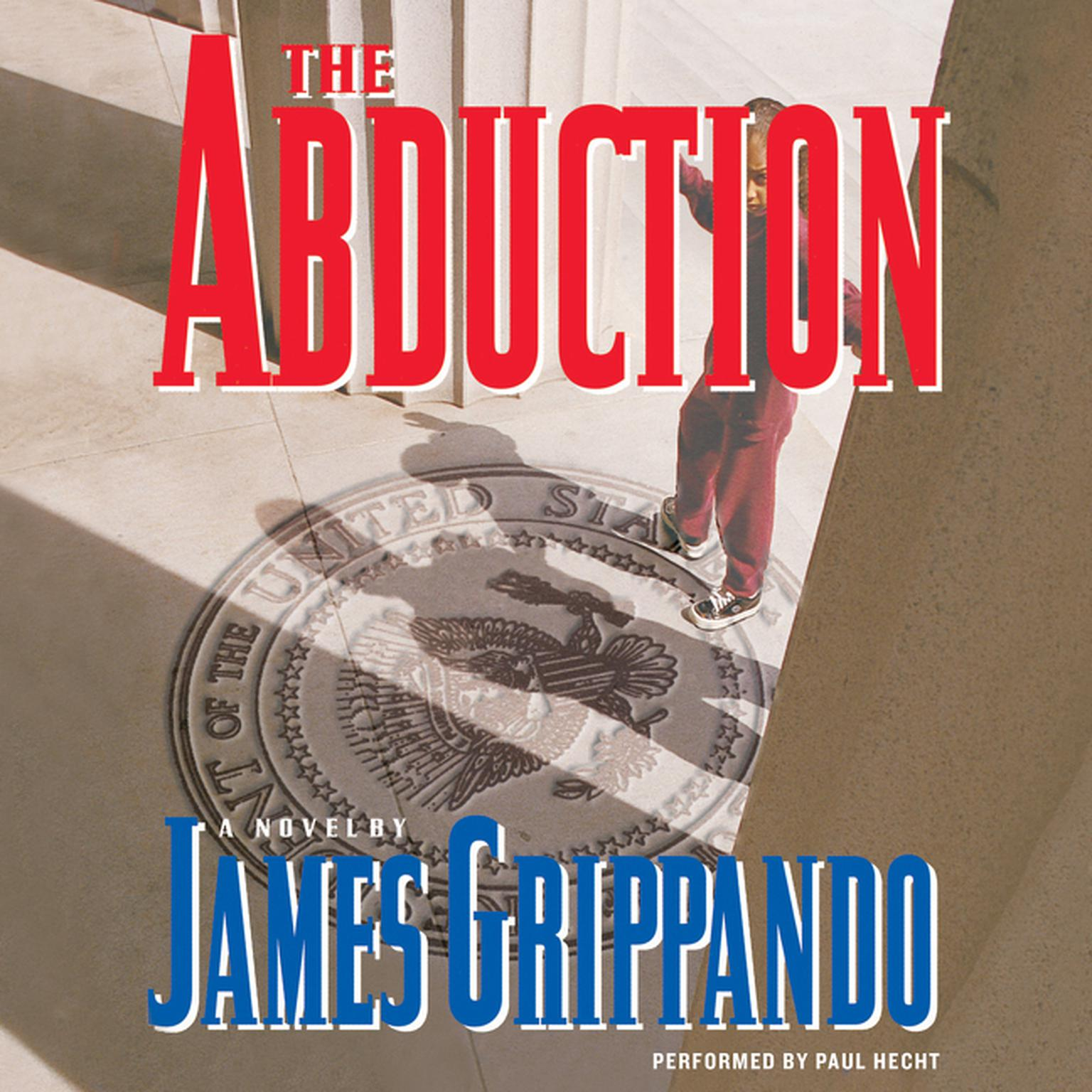 Printable The Abduction Audiobook Cover Art