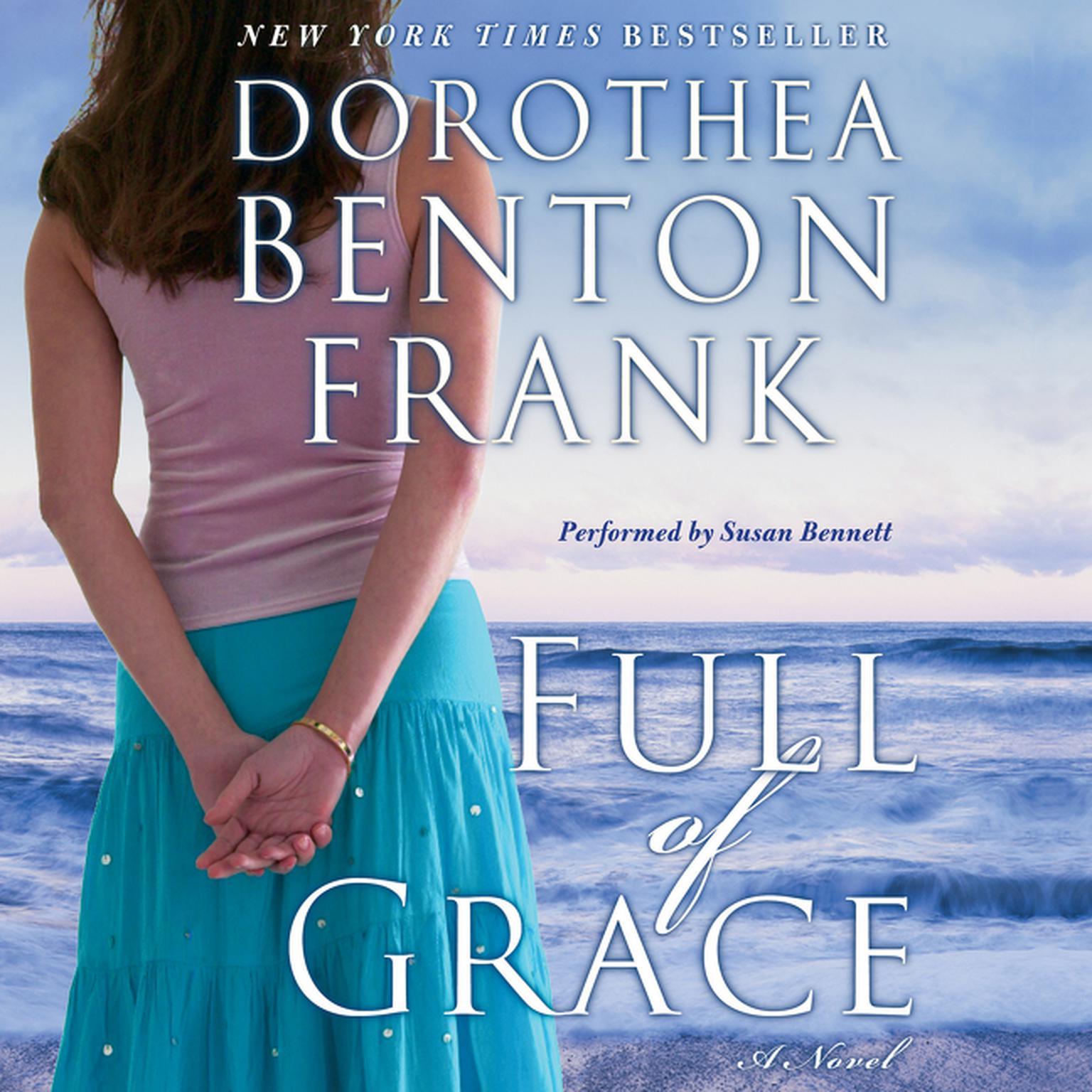 Printable Full of Grace Audiobook Cover Art