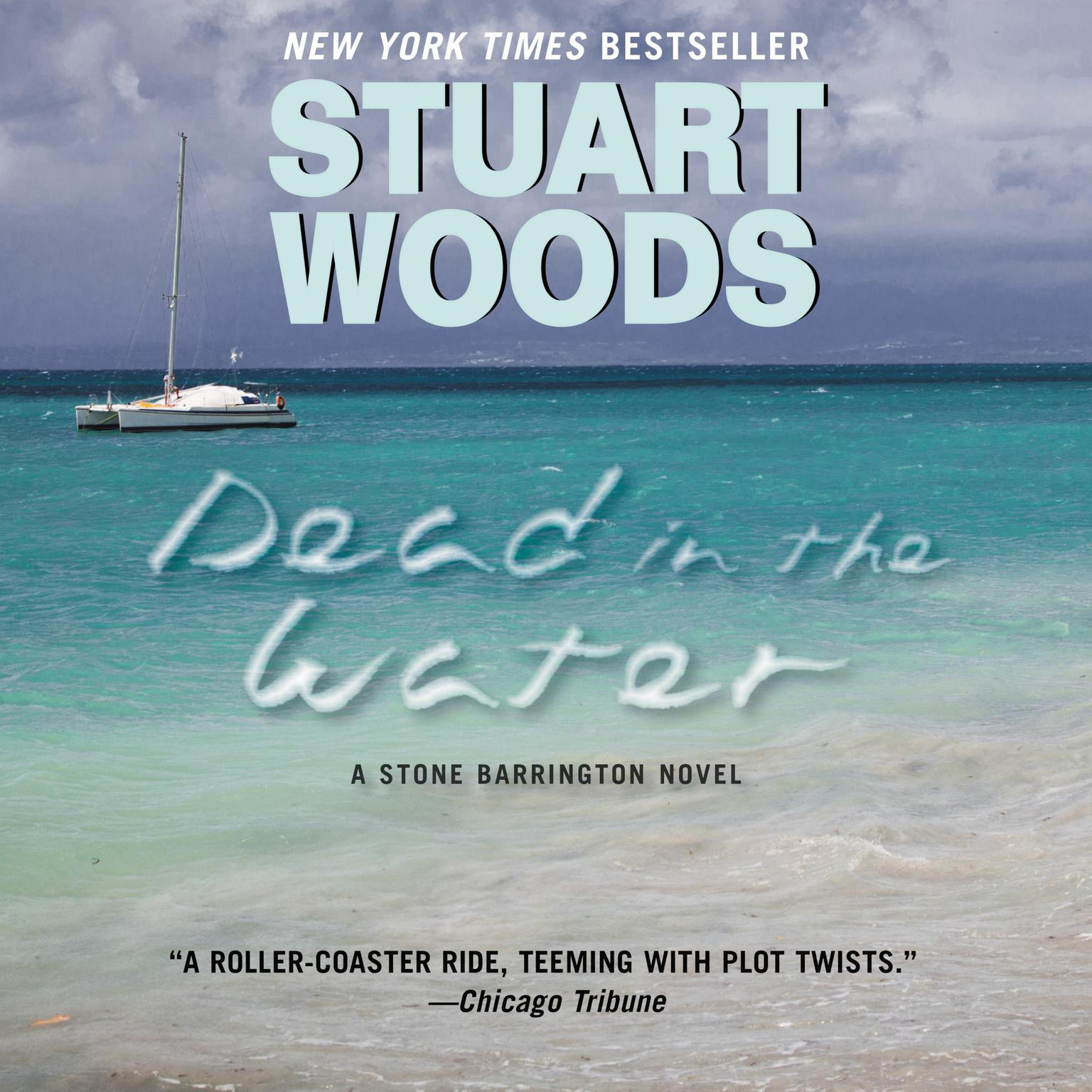 Printable Dead in the Water: A Novel Audiobook Cover Art