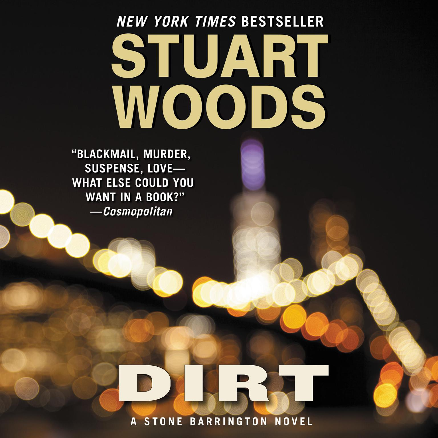 Printable Dirt Audiobook Cover Art