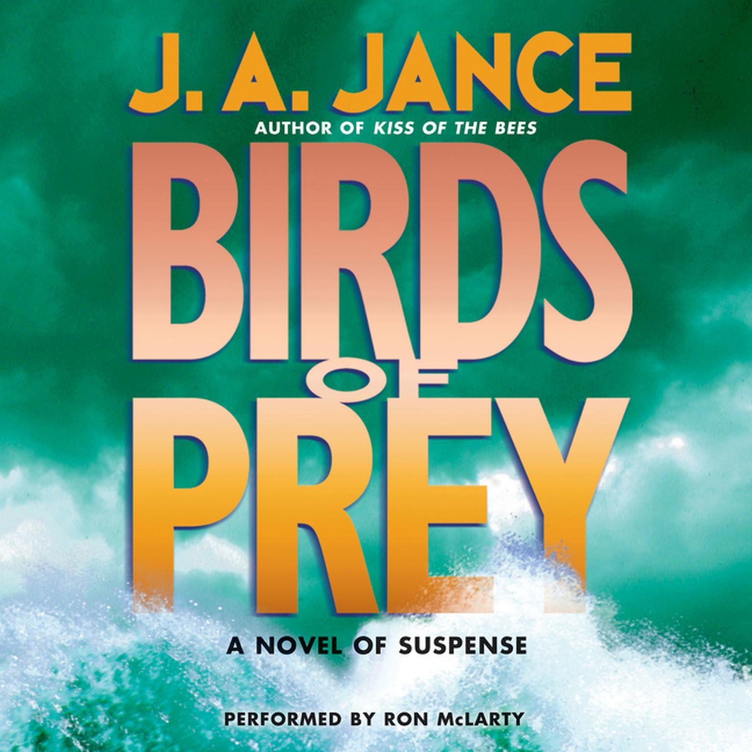 Printable Birds of Prey: A J. P. Beaumont Novel Audiobook Cover Art