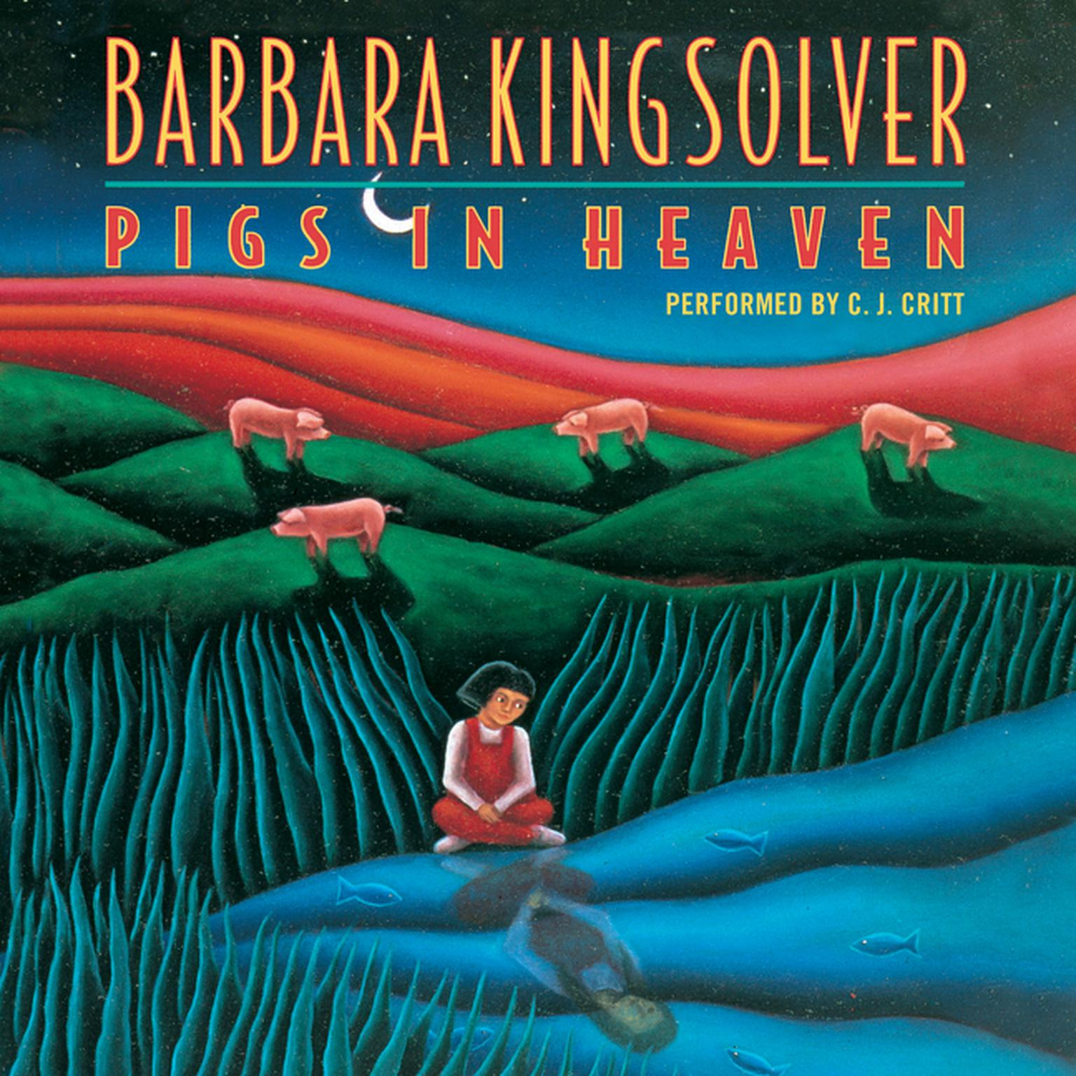 pigs in heaven audiobook by barbara kingsolver by  extended audio sample pigs in heaven a novel audiobook by barbara kingsolver