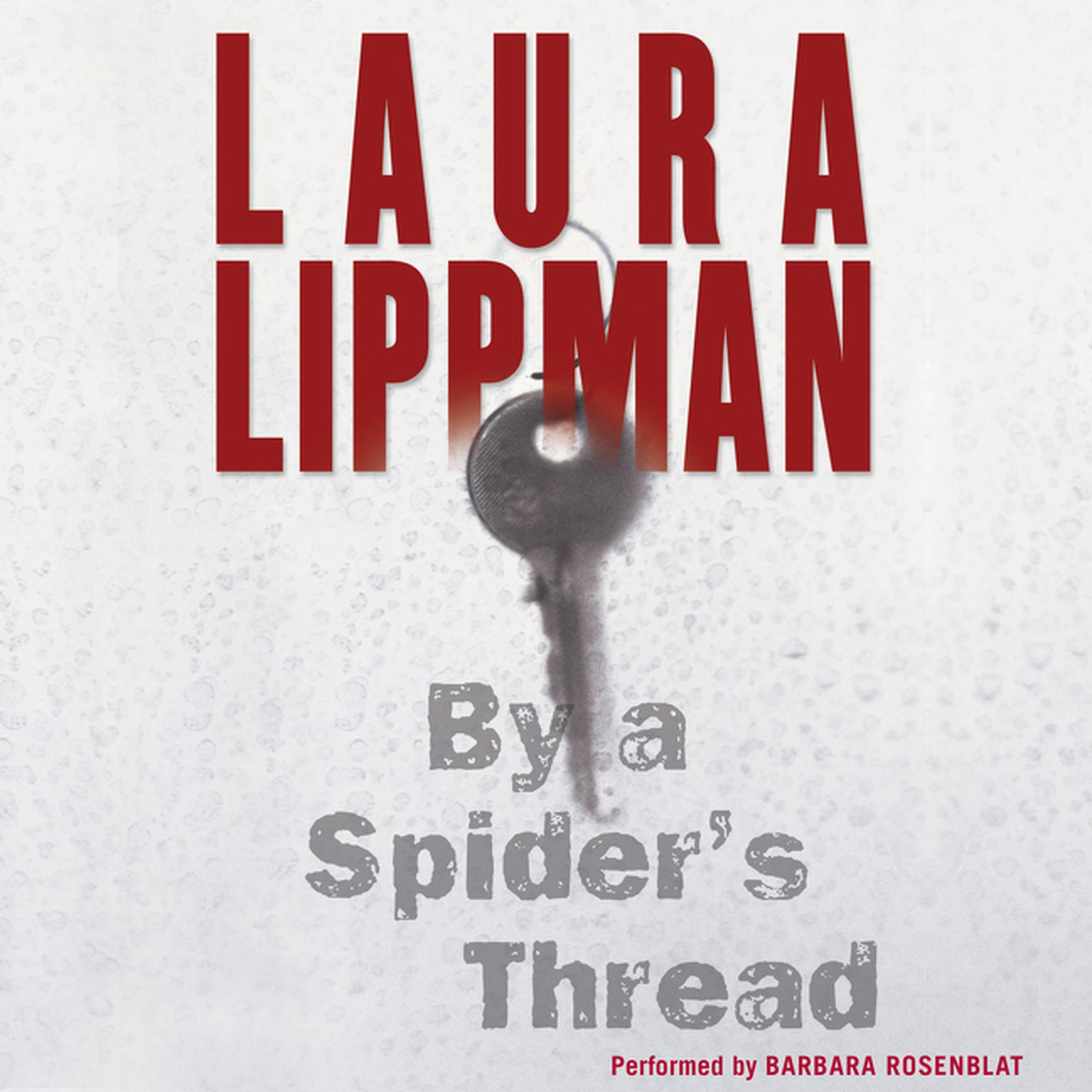 Printable By a Spider's Thread: A Tess Monaghan Novel Audiobook Cover Art
