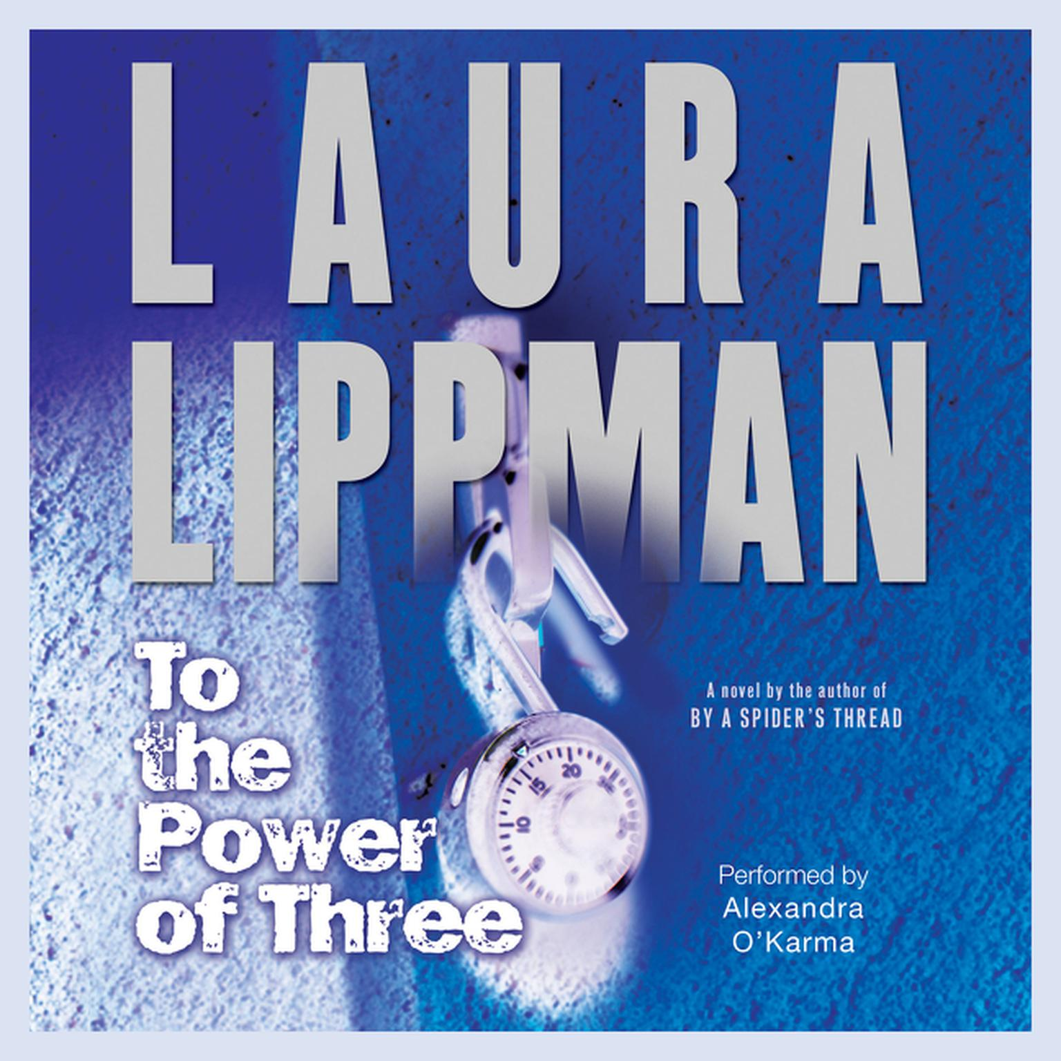 Printable To the Power of Three: A Novel Audiobook Cover Art