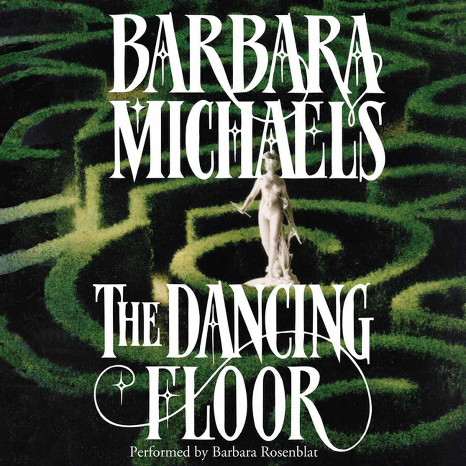 Printable The Dancing Floor Audiobook Cover Art