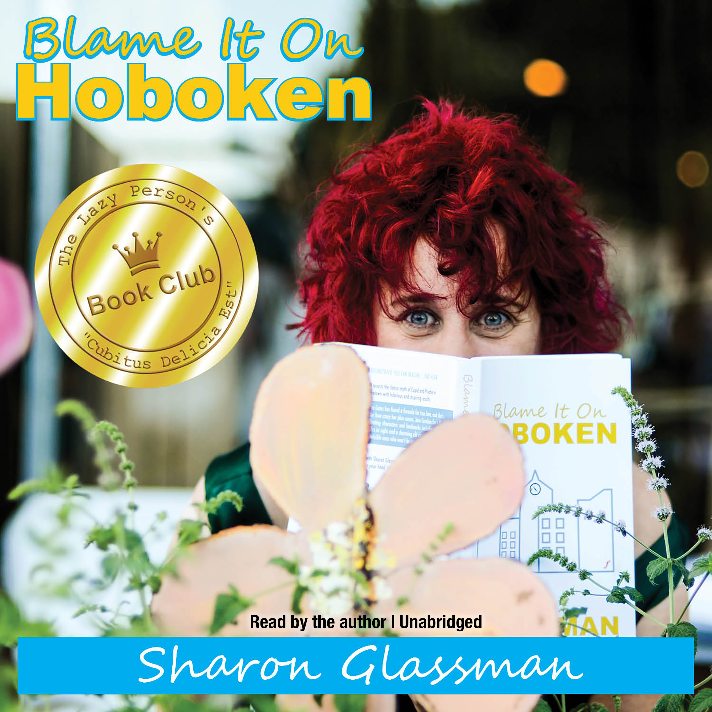 Printable Blame It on Hoboken Audiobook Cover Art
