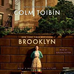 Brooklyn Audiobook, by Colm Tóibín