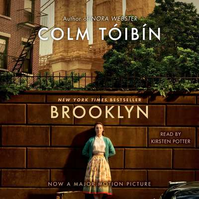 Brooklyn: A Novel Audiobook, by Colm Tóibín