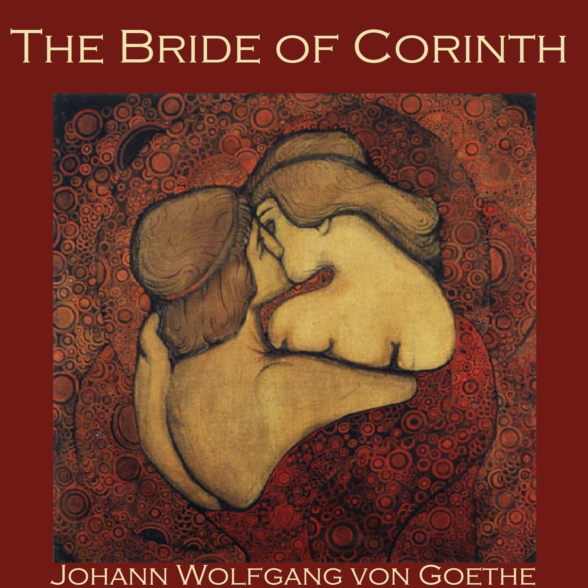 Printable The Bride of Corinth Audiobook Cover Art