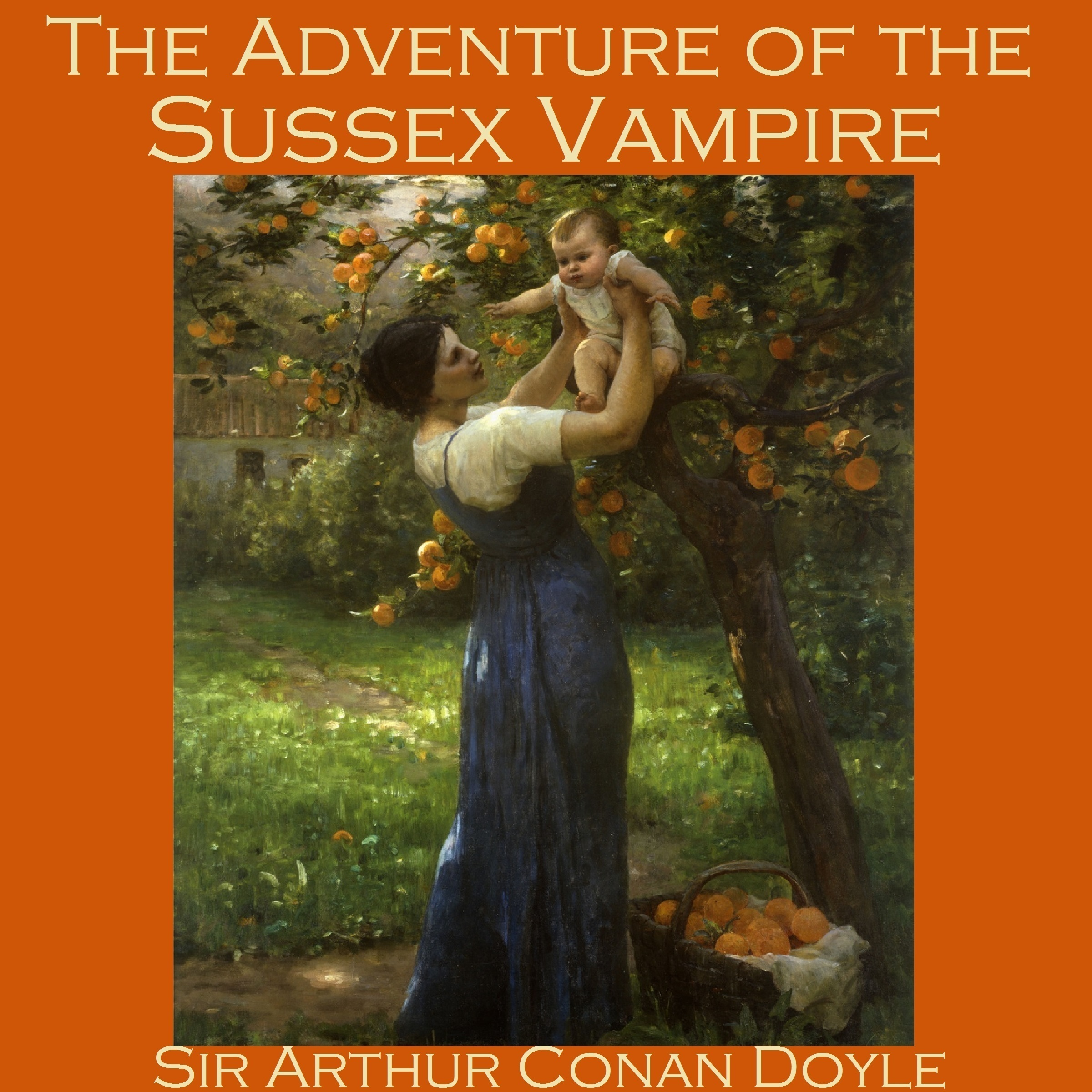 Printable The Adventure of the Sussex Vampire Audiobook Cover Art