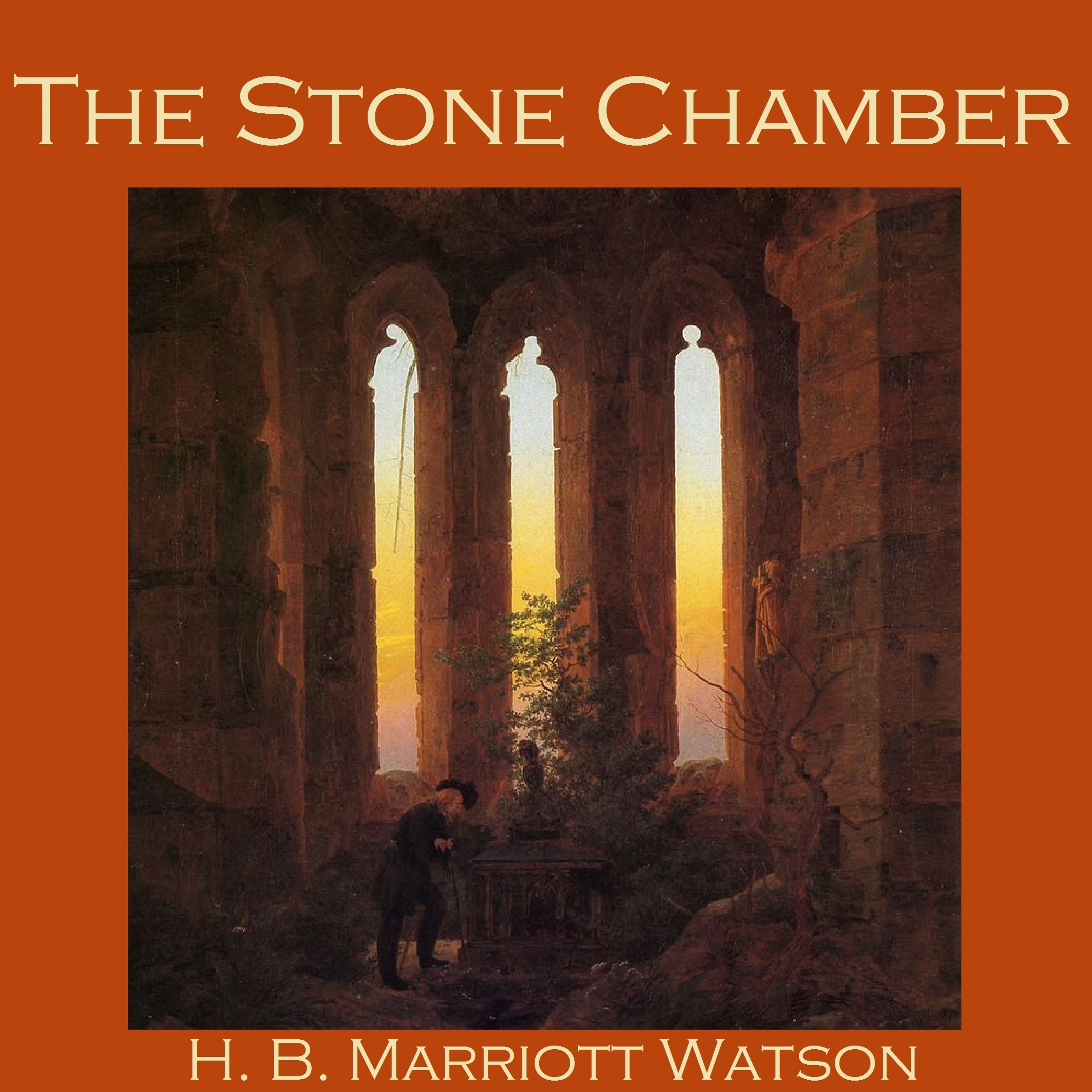 Printable The Stone Chamber Audiobook Cover Art