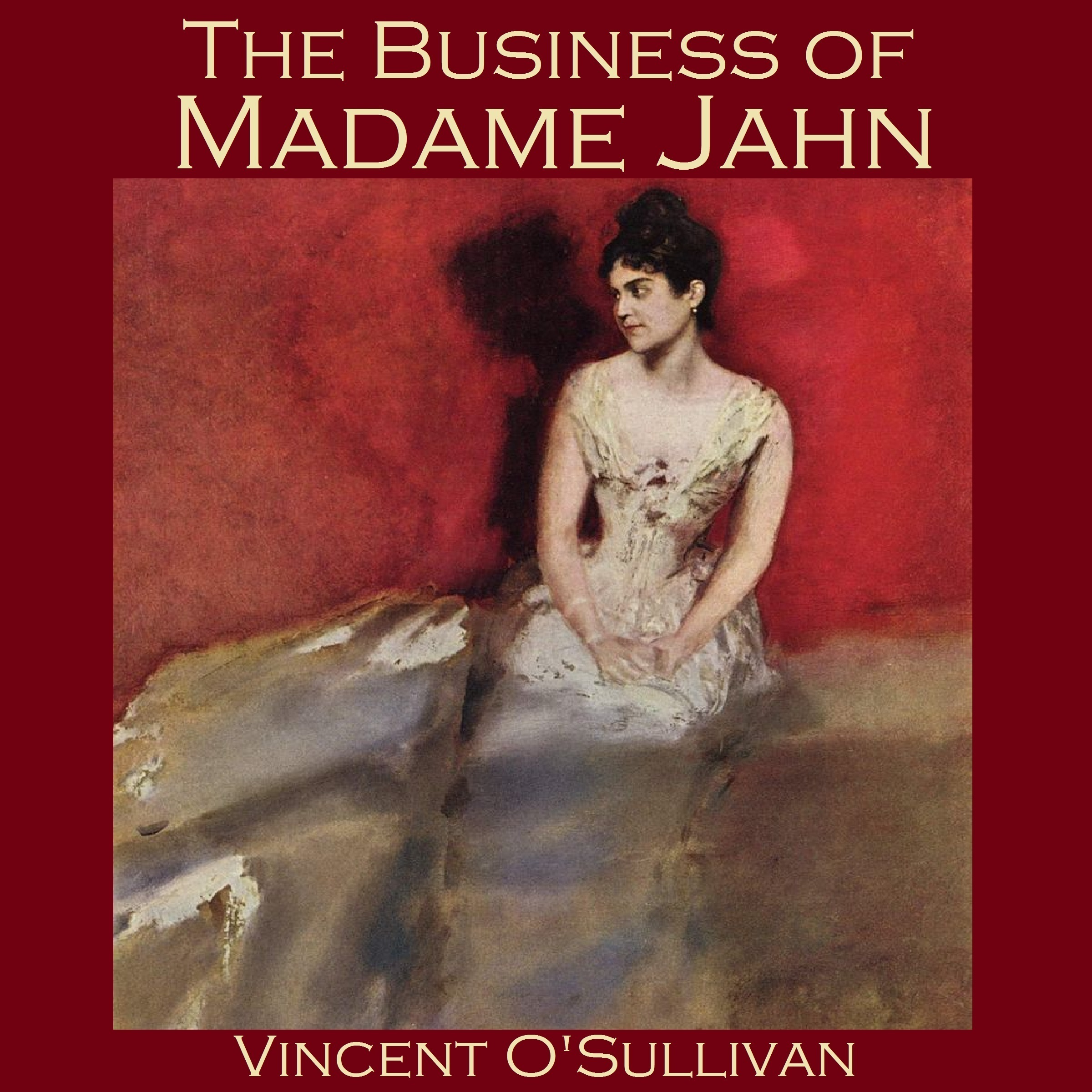 Printable The Business of Madame Jahn Audiobook Cover Art