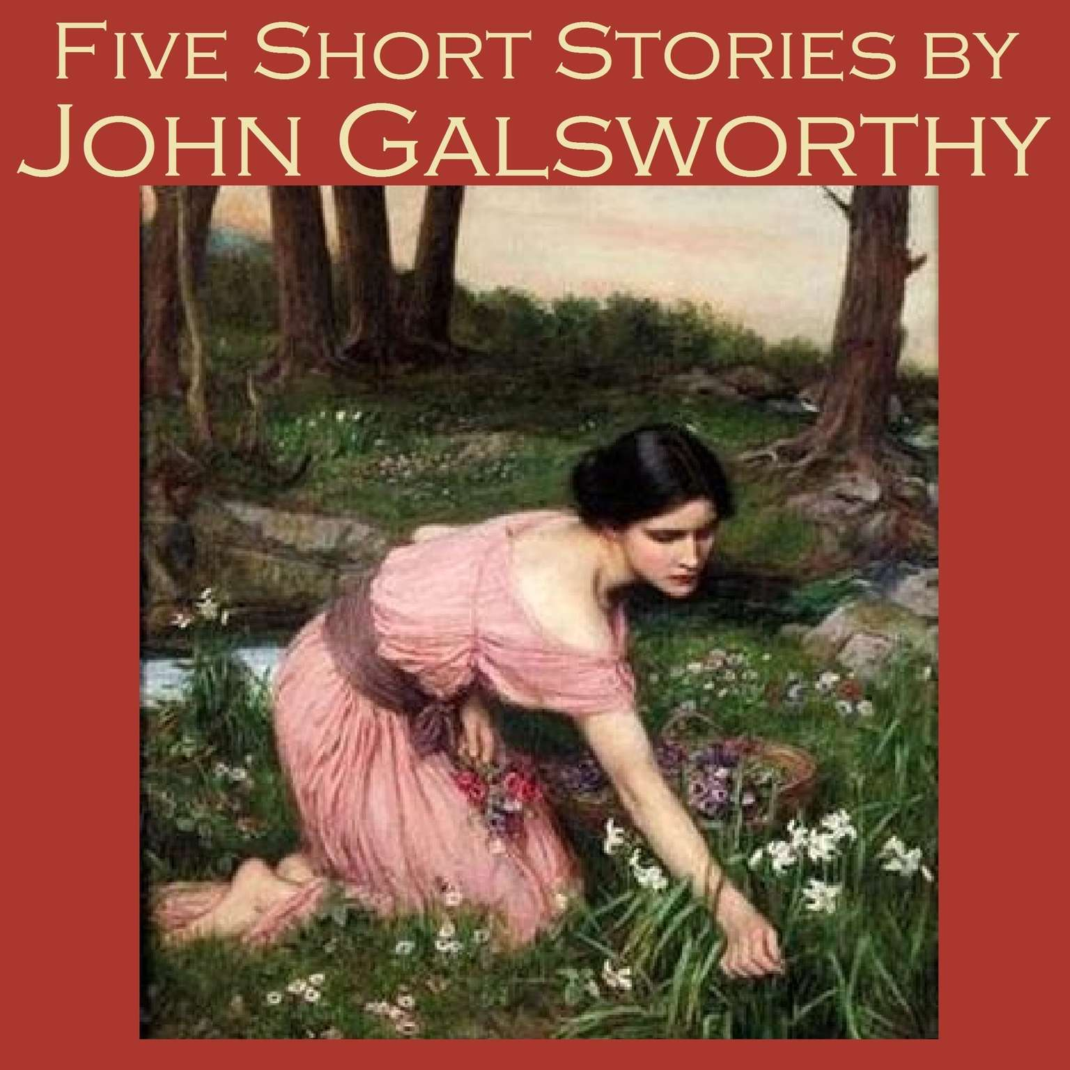 Five Short Stories by John Galsworthy Audiobook, by John Galsworthy