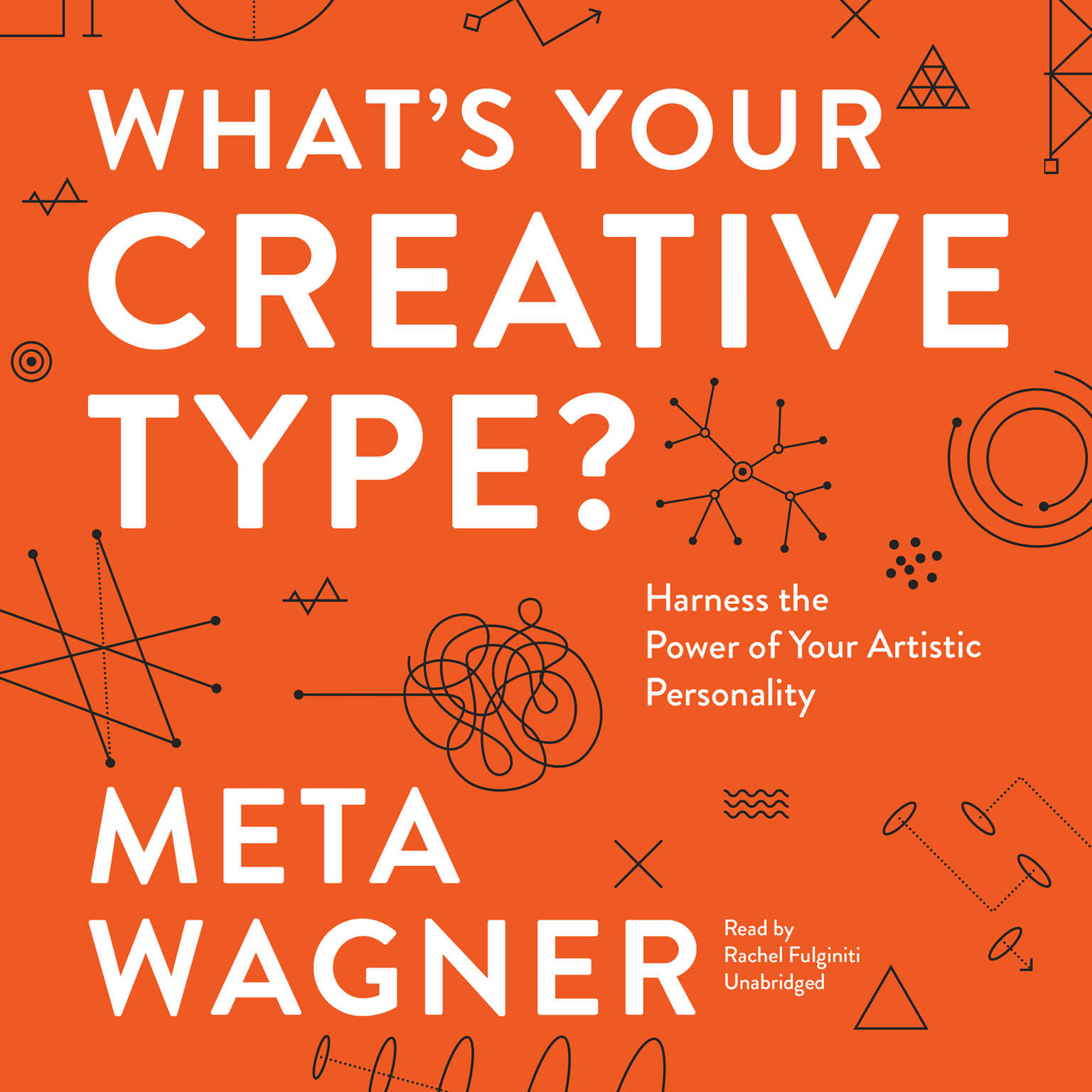 Printable What's Your Creative Type?: Harness the Power of Your Artistic Personality Audiobook Cover Art