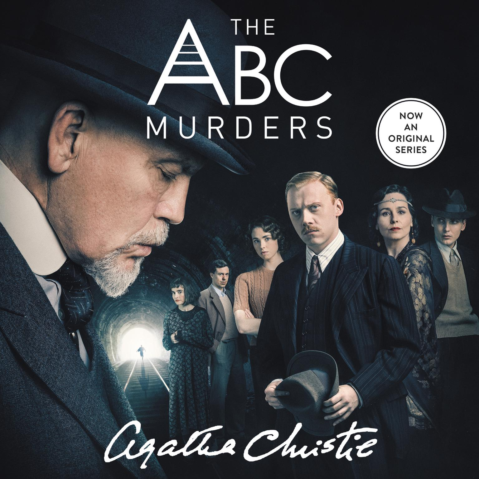 Printable The ABC Murders: A Hercule Poirot Mystery Audiobook Cover Art