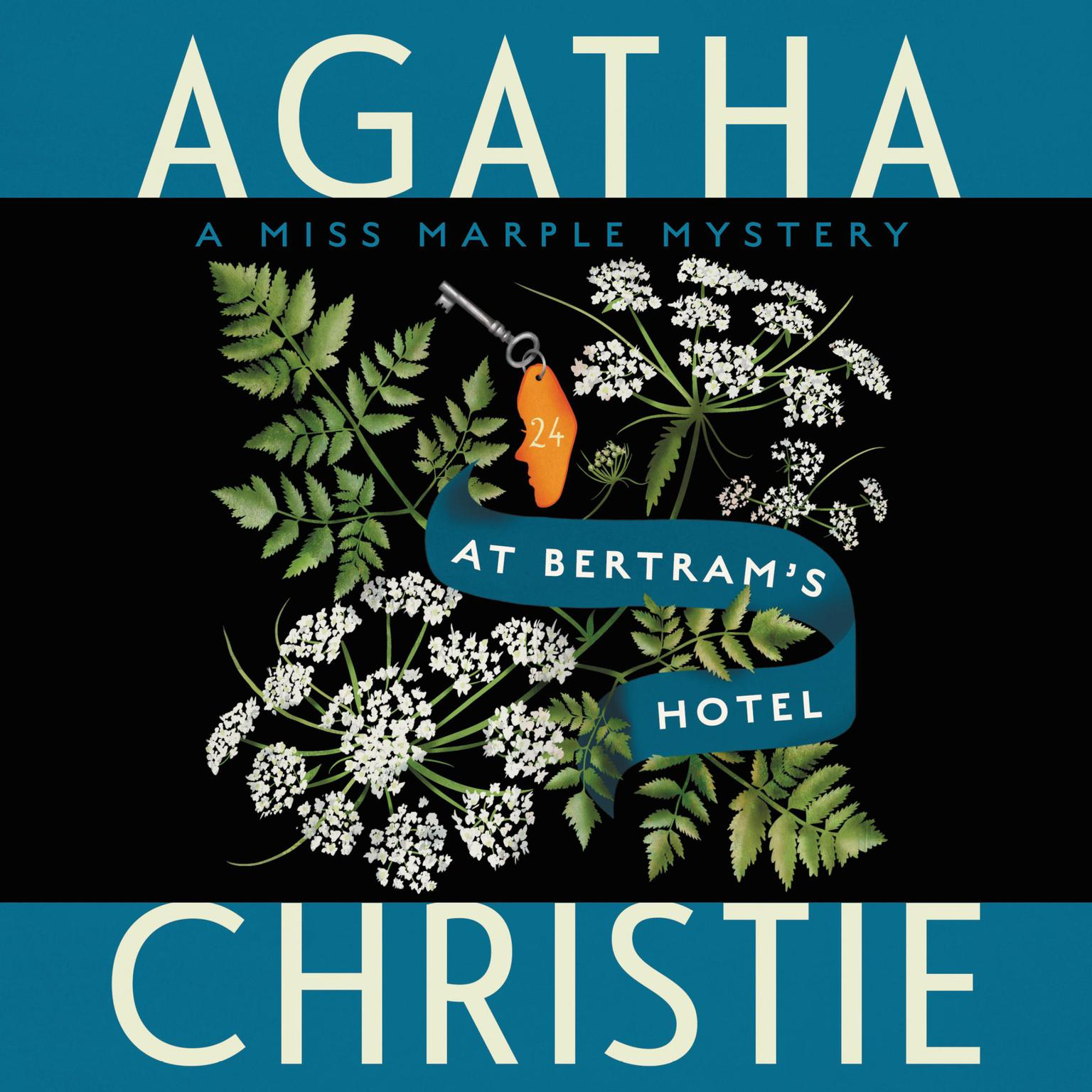 Printable At Bertram's Hotel: A Miss Marple Mystery Audiobook Cover Art