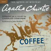 Black Coffee: A Hercule Poirot Mystery Audiobook, by Agatha Christie