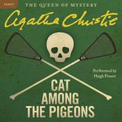 Cat among the Pigeons: A Hercule Poirot Mystery Audiobook, by Agatha Christie