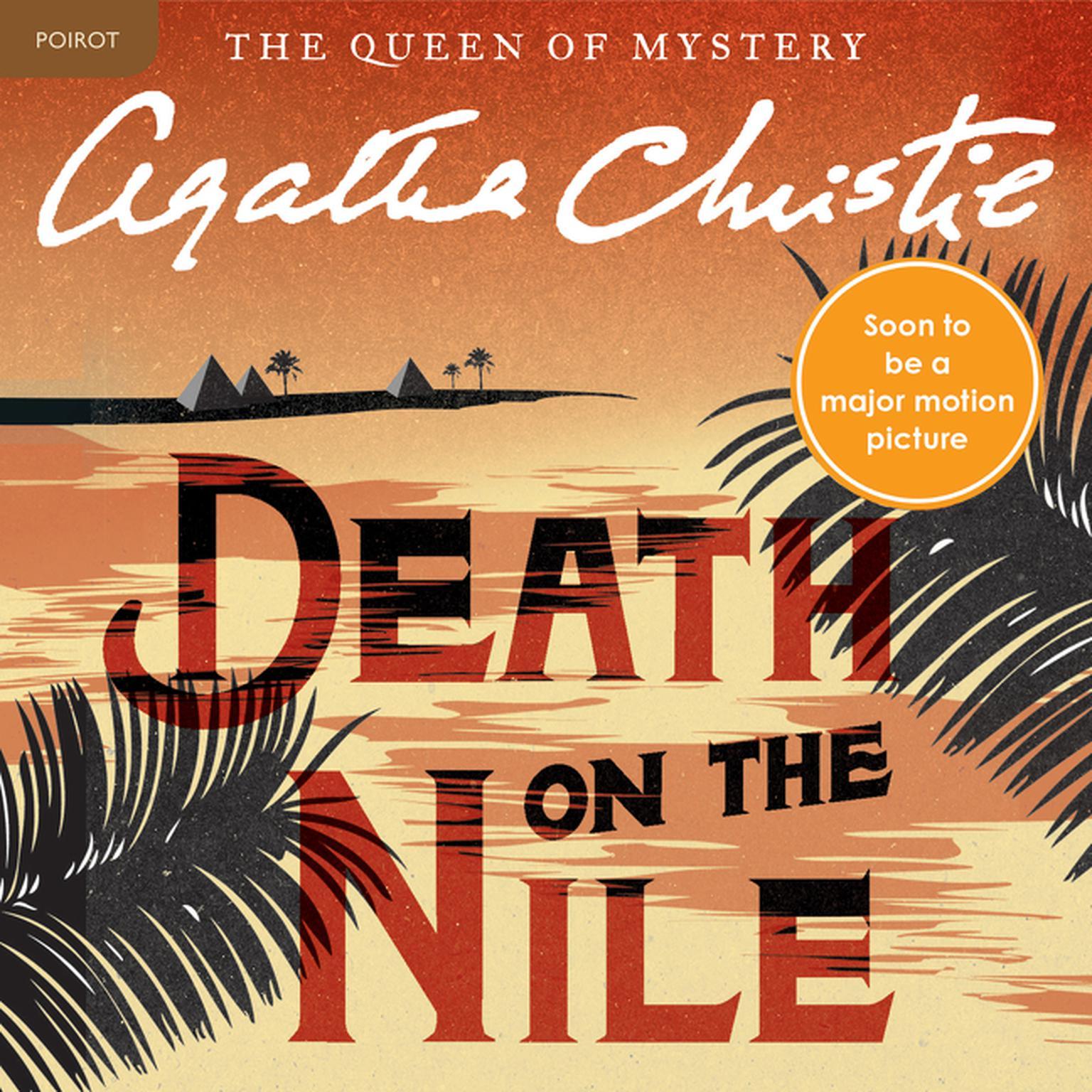 Death on the Nile: A Hercule Poirot Mystery Audiobook, by Agatha Christie