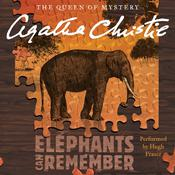 Elephants Can Remember: A Hercule Poirot Mystery Audiobook, by Agatha Christie