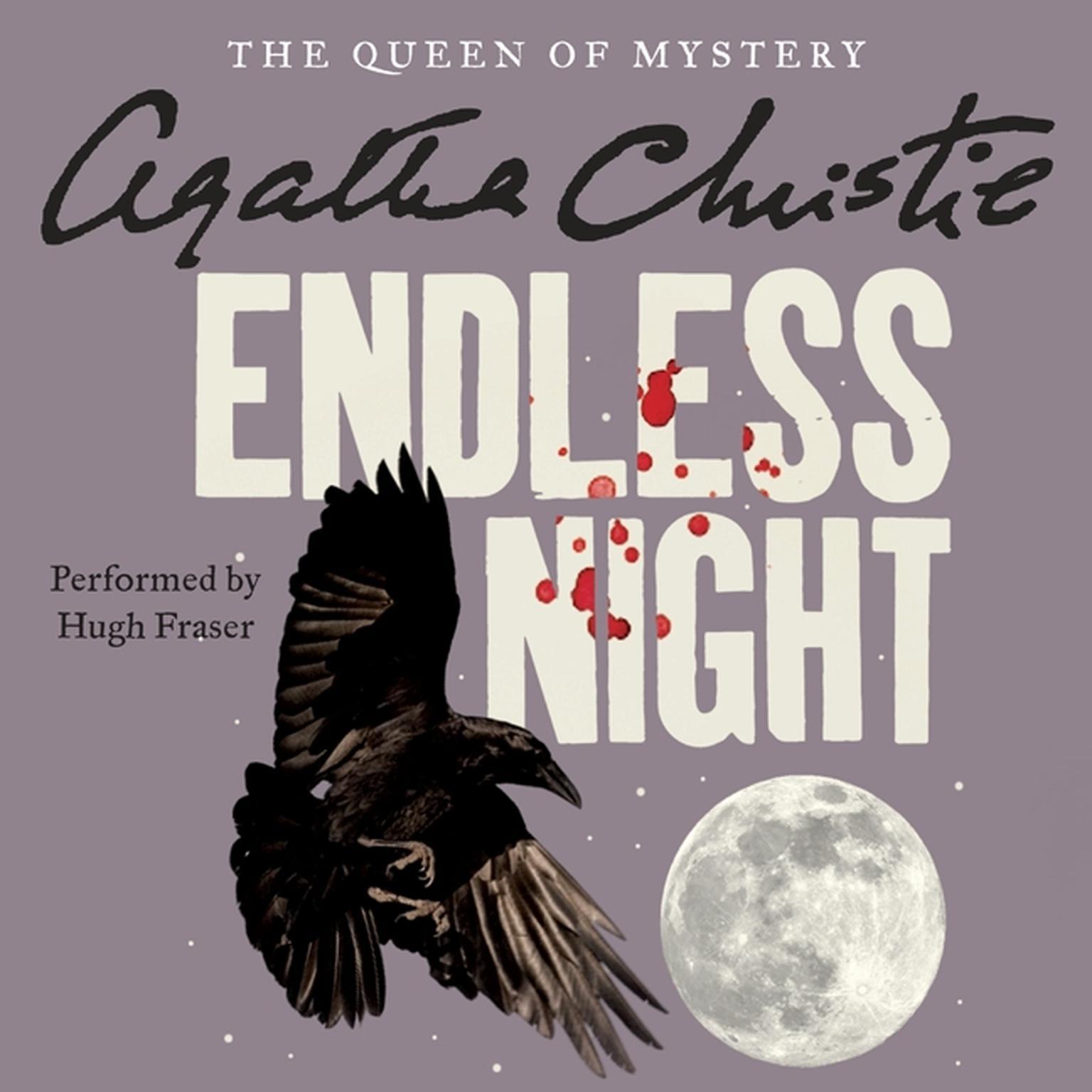 Printable Endless Night Audiobook Cover Art