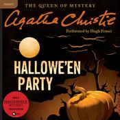 Hallowe'en Party: A Hercule Poirot Mystery Audiobook, by Agatha Christie