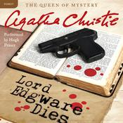 Lord Edgware Dies: A Hercule Poirot Mystery Audiobook, by Agatha Christie