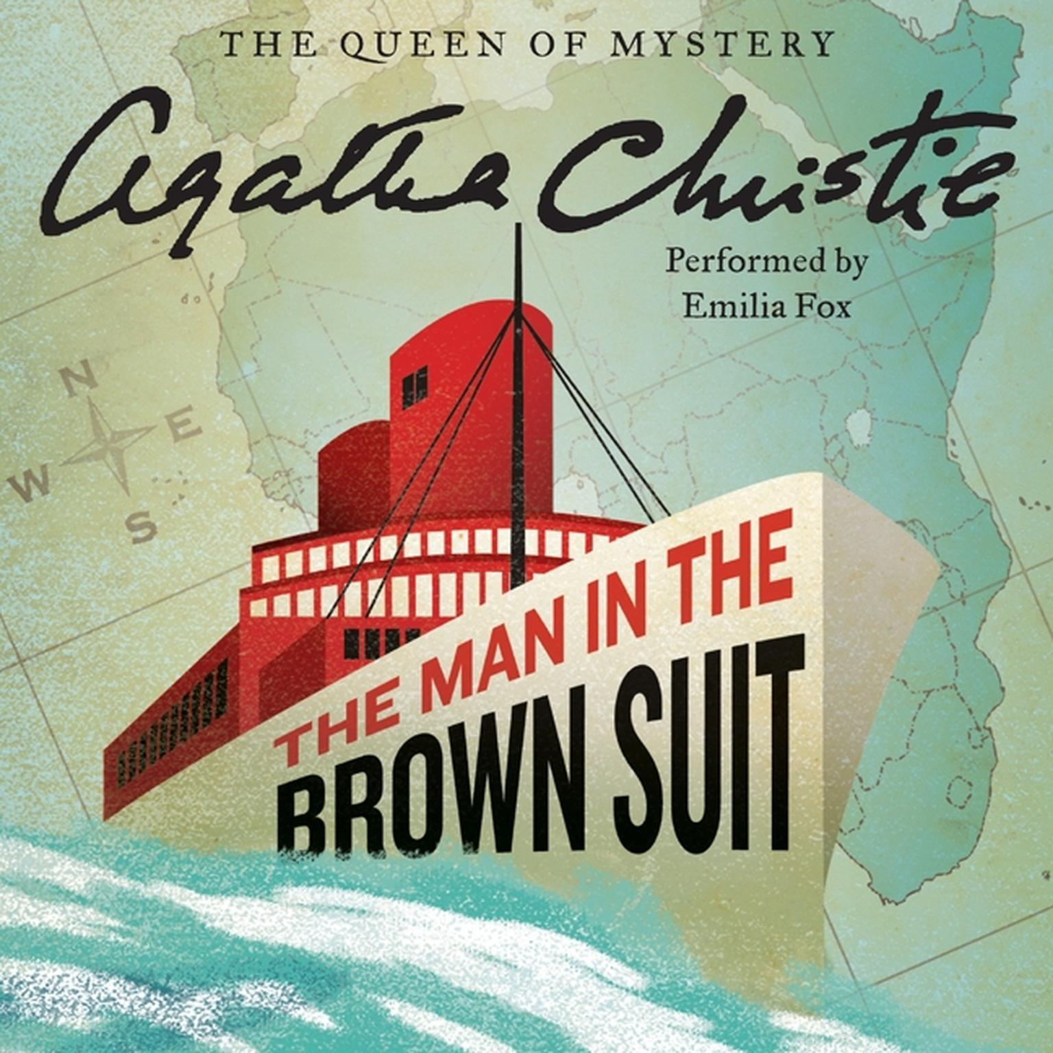 Download The Man in the Brown Suit Audiobook by Agatha Christie ...