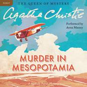 Murder in Mesopotamia: A Hercule Poirot Mystery Audiobook, by Agatha Christie