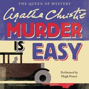 Murder Is Easy Audiobook, by Agatha Christie
