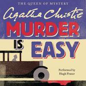 Murder Is Easy, by Agatha Christie