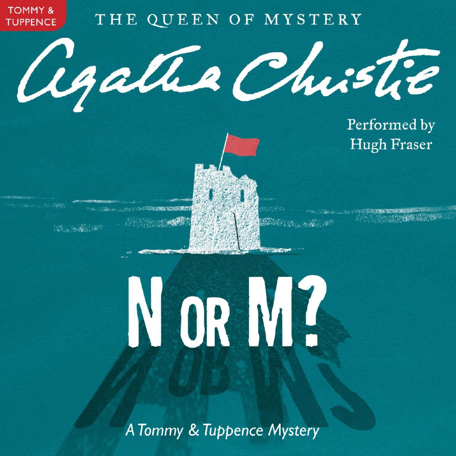 Printable N or M?: A Tommy and Tuppence Mystery Audiobook Cover Art