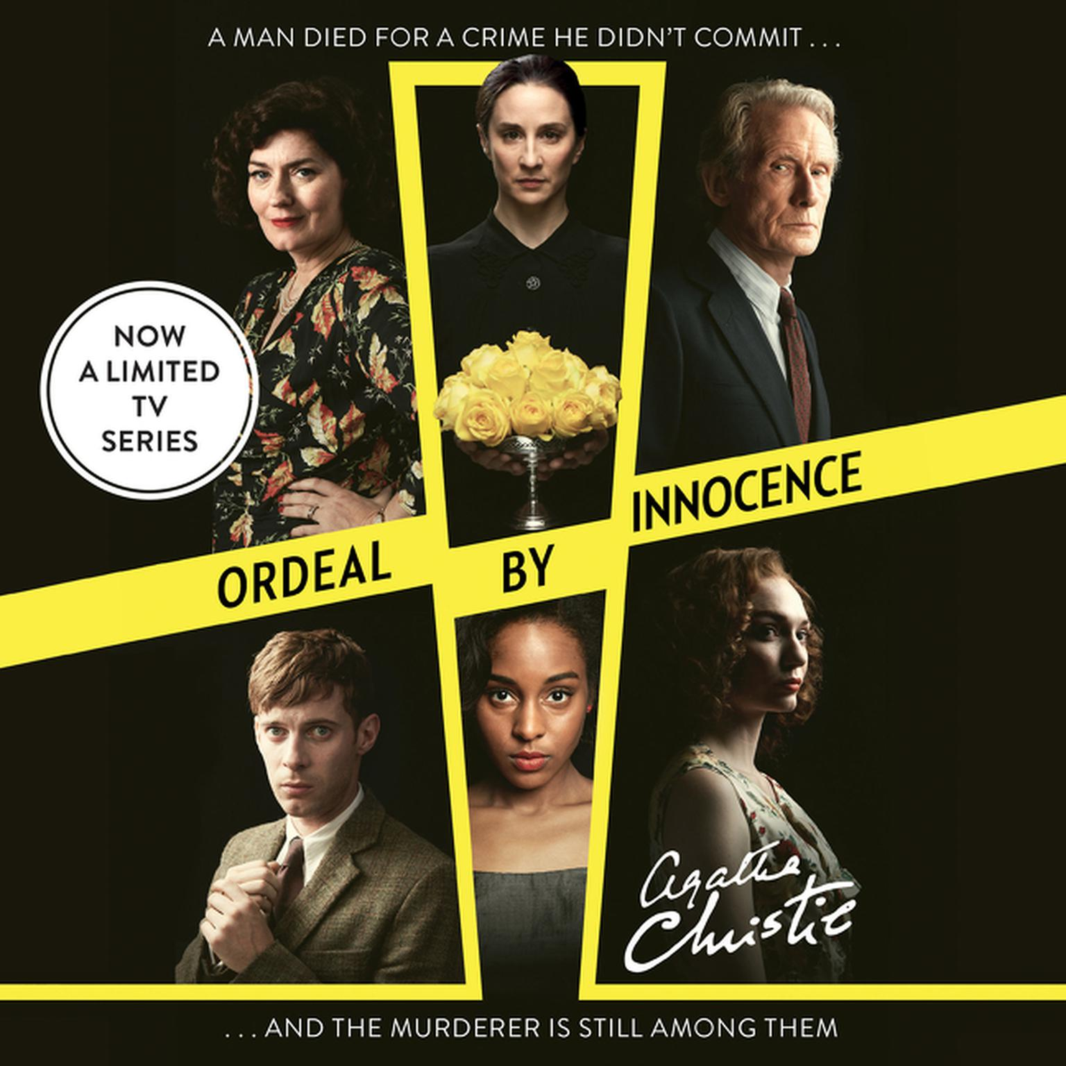 Printable Ordeal by Innocence Audiobook Cover Art
