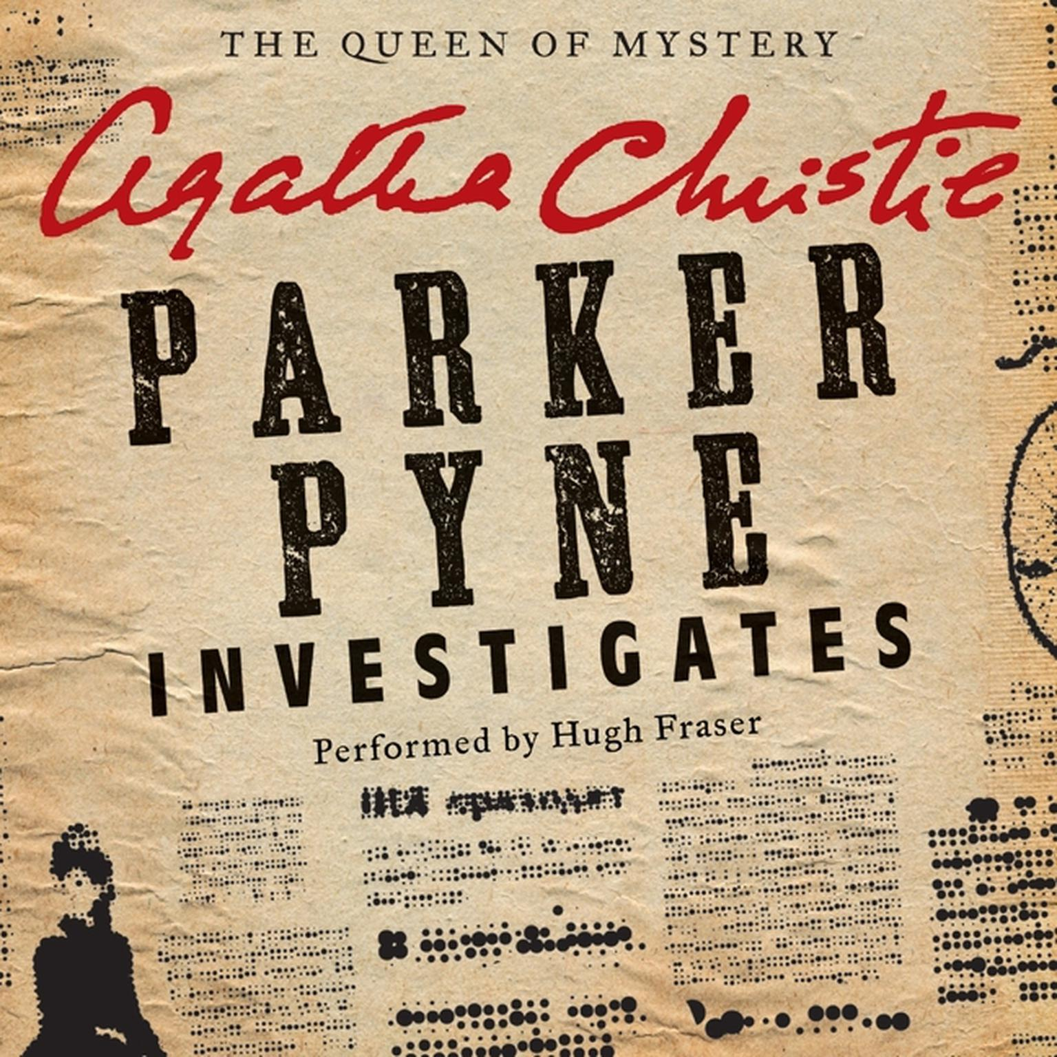 Printable Parker Pyne Investigates: A Parker Pyne Collection Audiobook Cover Art