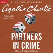 Partners in Crime: A Tommy and Tuppence Mystery Audiobook, by Agatha Christie
