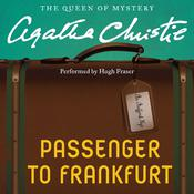Passenger to Frankfurt Audiobook, by Agatha Christie