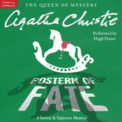 Postern of Fate: A Tommy and Tuppence Mystery Audiobook, by Agatha Christie