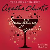 Sparkling Cyanide Audiobook, by Agatha Christie