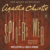 Spider's Web Audiobook, by Charles Osborne, Agatha Christie