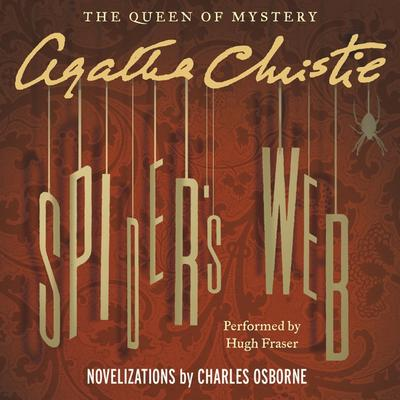 Spiders Web Audiobook, by Charles Osborne