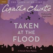 Taken at the Flood: A Hercule Poirot Mystery Audiobook, by Agatha Christie