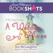 A Wedding in Maine: A McCullagh Inn Story, by Jen McLaughlin