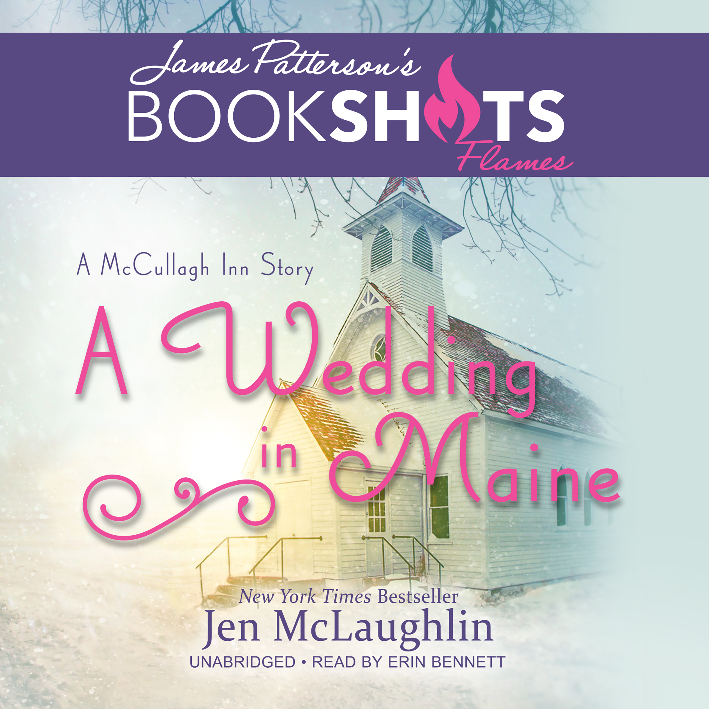 Printable A Wedding in Maine: A McCullagh Inn Story Audiobook Cover Art