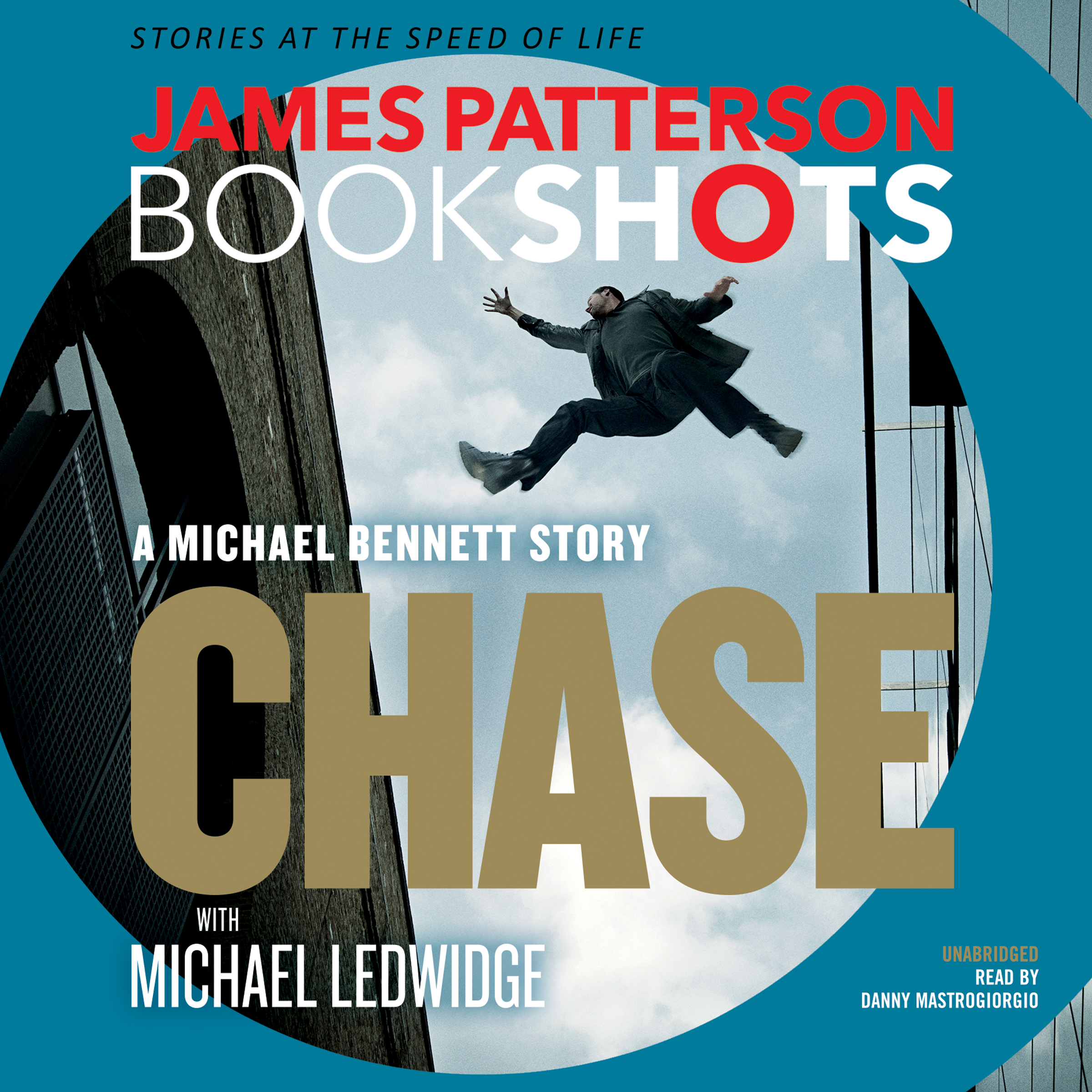 Printable Chase: A BookShot: A Michael Bennett Story Audiobook Cover Art