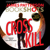 Cross Kill Audiobook, by James Patterson