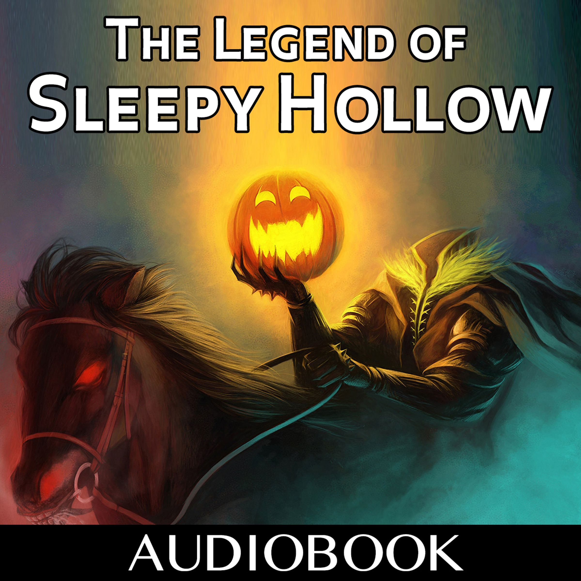 a comparison between sleepy hollow and the legend of the sleepy hollow