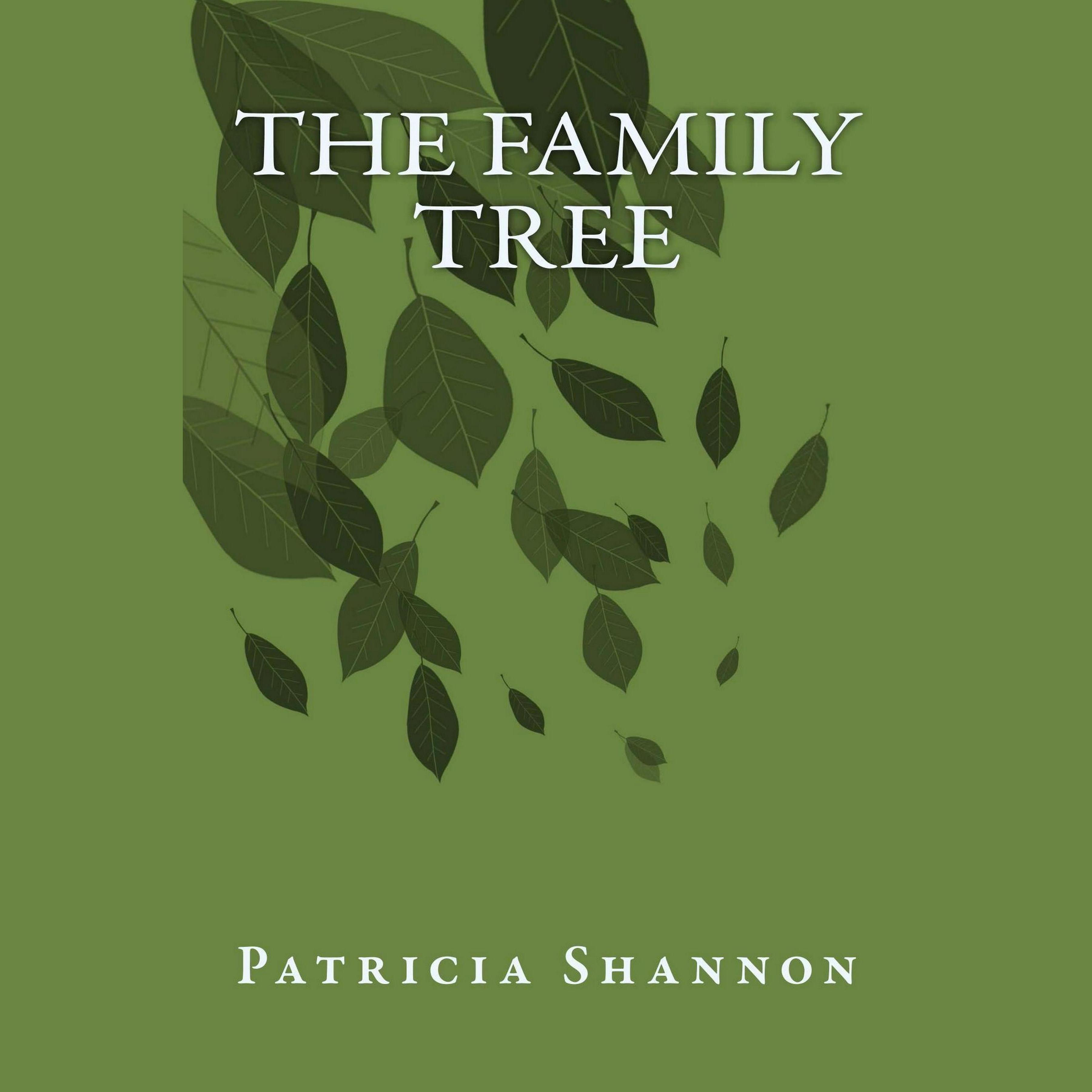 Printable The Family Tree   Audiobook Cover Art